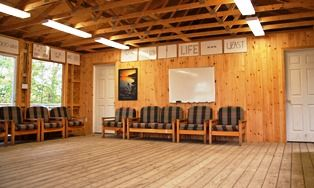 Wenonah Outdoor Centre Barbs Place Interior