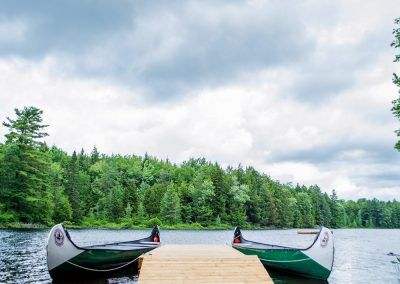 Wenonah Outdoor Centre Canoeing