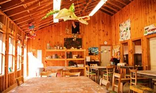 Wenonah Outdoor Centre Driftwood Creative Centre Interior