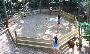 Wenonah Outdoor Centre Gaga Ball Court