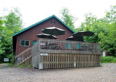 Wenonah Outdoor Centre Ontario Driftwood Creative Centre Exterior