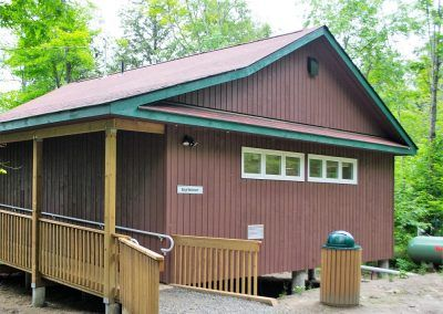 Wenonah Outdoor Centre Washrooms