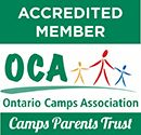 Wenonah Outdoor Centre is an accredited member of the Ontario Camps Association