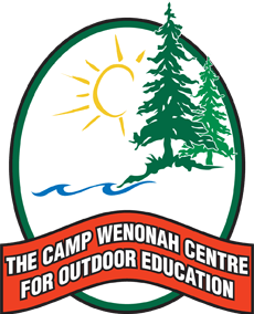 An image of The Camp Wenonah Centre for Outdoor Education logo