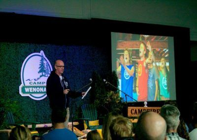 Camp Wenonah Gathers Campfire Oakville 2020 Anniversary (4)