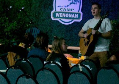 Camp Wenonah Gathers Campfire Oakville 2020 Anniversary (84)