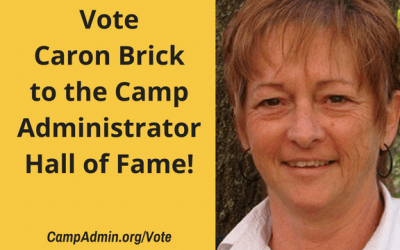Vote For Caron!