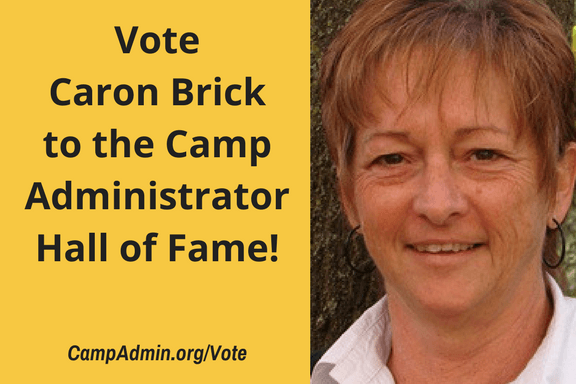 Vote For Caron!