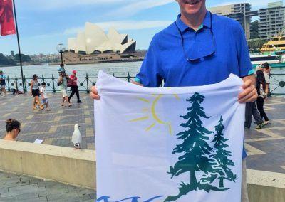 Australia (Sydney) - Jeff Bradshaw (2016)