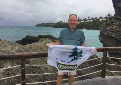 Bermuda - Jeff Bradshaw (2017)