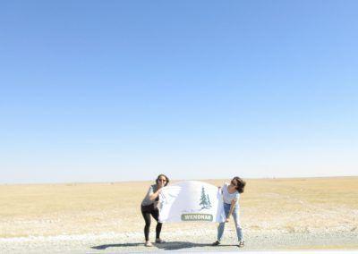 Botswana (Kalahari Desert) - Marleigh Austin & Ali Hendrick (2016)
