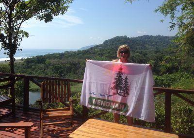 Costa Rica - Renata Bradshaw (2016)