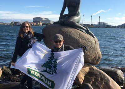 Denmark (Copenhagen) - Shealyn Clare-Bradshaw & Jon Bradshaw (2016)