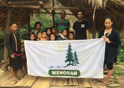 Laos (Nam Quay) - Jared Perlmutter & Max Saunders (2016)