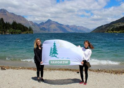 New Zealand (Queenstown) - Maddy Abernathy & Alanna Sulz (2017)