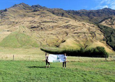 New Zealand (Wanaka) - Jacqueline McCormick & Alanna Sulz