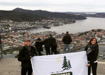 Norway (Bergen) - Jon Bradshaw & Shealyn Clare (2016)