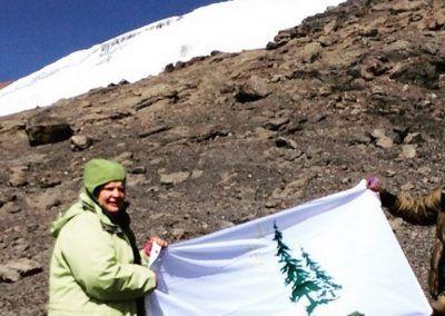 Tanzania (Mount Kilimanjaro) - Nancy Vandenbergh (2016)
