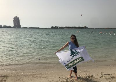 United Arab Emirates (Abu Dhabi) - Julia Stephenson (2018)